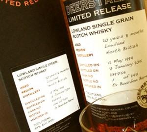 Deerstalker Limited Release Whisky