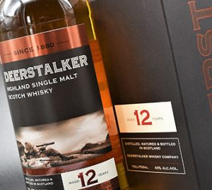 Deerstalker Highland Single Malt Whisky